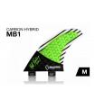 Shapers Carbon Hybrid Matt Banting 1 FCS Fin