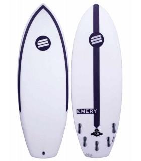 Press Play Emery Surfboards FCSII