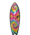 DHD Mini Twin Rainbow Tie Dye