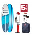 COMPACT RIDE 9'6''  RED PADDLE CO