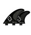 Carbon Stealth Shapers QUAD-E Fins