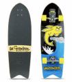 32″ SmoothStar Flying Fish (Yellow/Black)