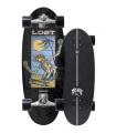 "Skate …Lost X Carver Beanbag 28"" CX Raw"