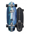 """Skate …Lost X Carver V3 Rocket 30"""" CX Raw"""