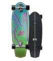 "Skate …Lost X Carver Plank 31"" C7 Raw"