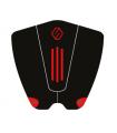 Grip Shapers Hybrid II : 3 Piece Black / Red