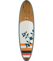 11'0 OXBOW SEARCH Bamboo SUP