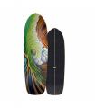 Skate Deck Carver Greenroom C7 RAW