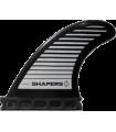 Quilla S3 Fiberflex Future Black and White