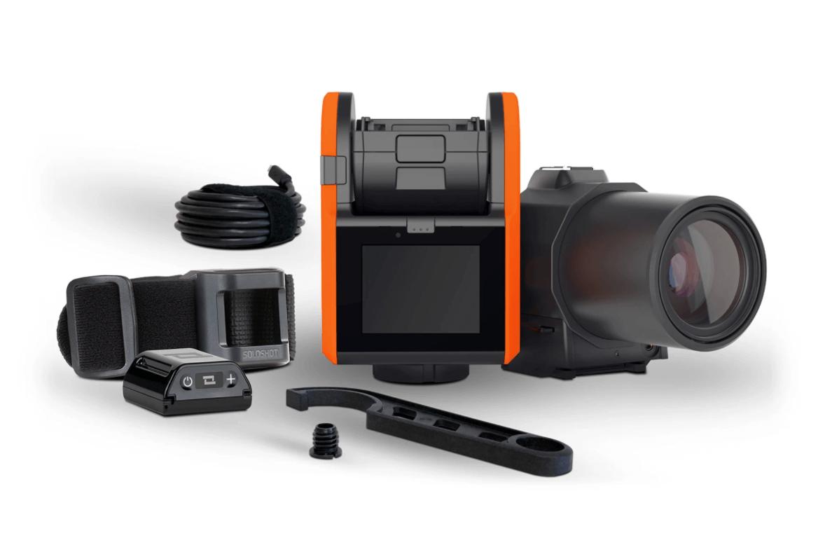 camera robot