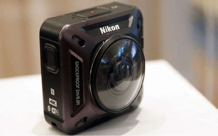 Nikon Keymission 360º