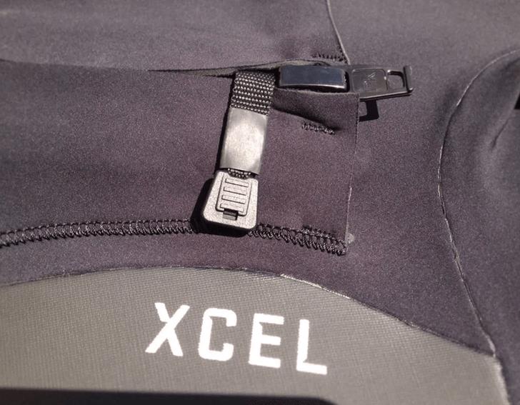 La cremallera Excel Revolt