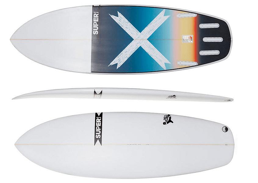 Best-selling surfboards the fling superbrand