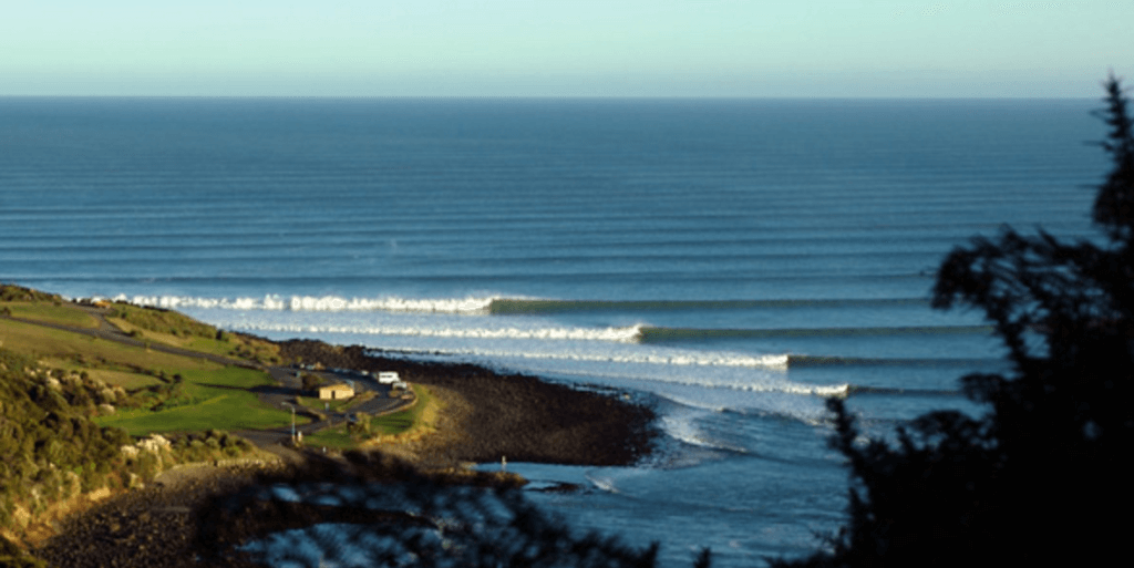 New Zealand Surftrip in February