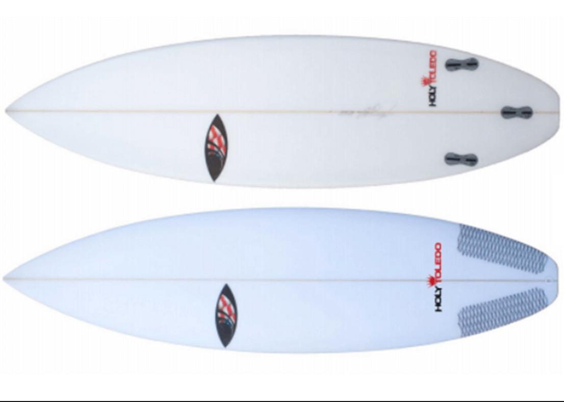 Top selling surfboards holy toledo sharpeye