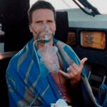 Aaron Gold a punto de perder la vida en Cloudbreak, Fiji