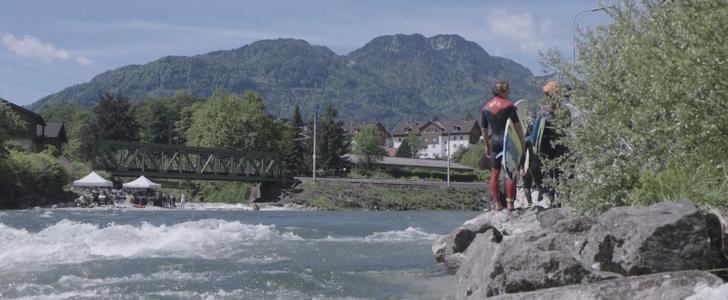 Campeonato de surf en agua dulce, Austria