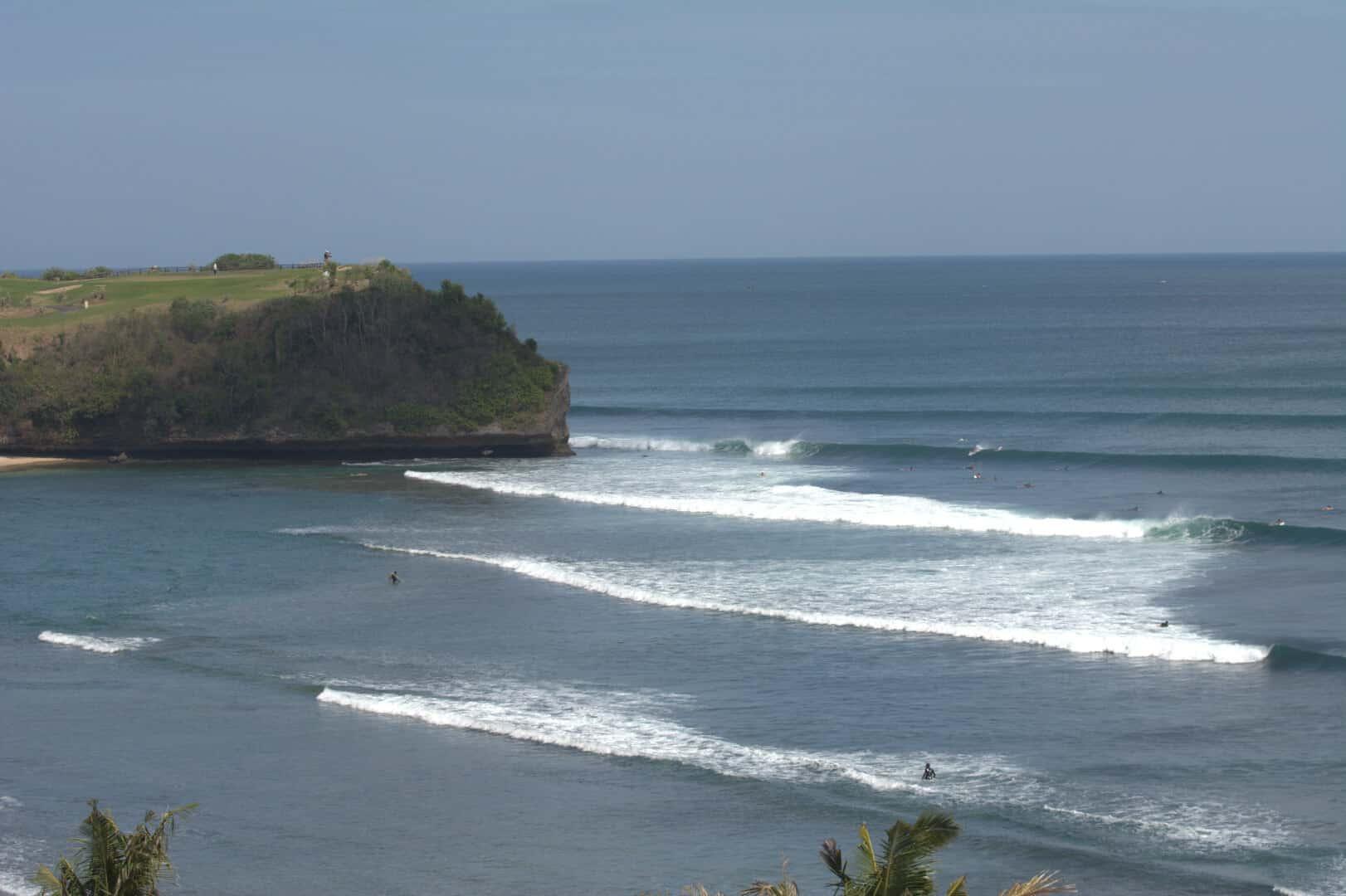 Surf en Balangan