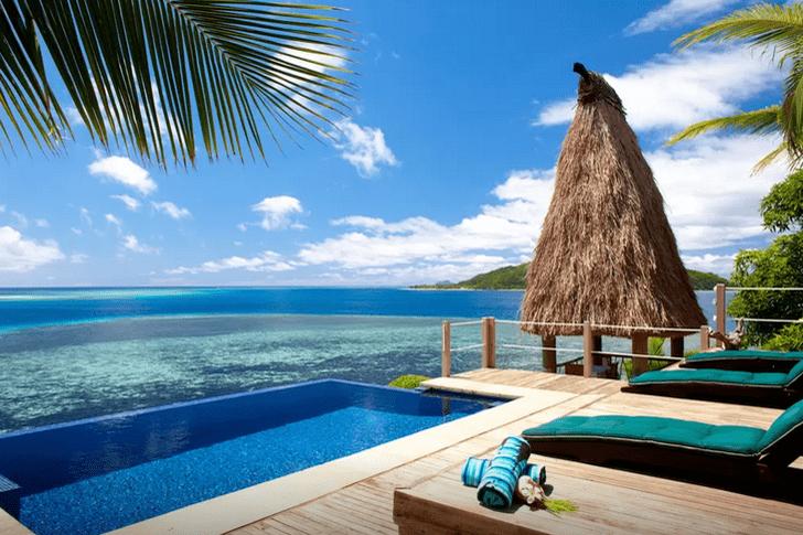 Os presentamos la Fiji Pro Villa de la WSL