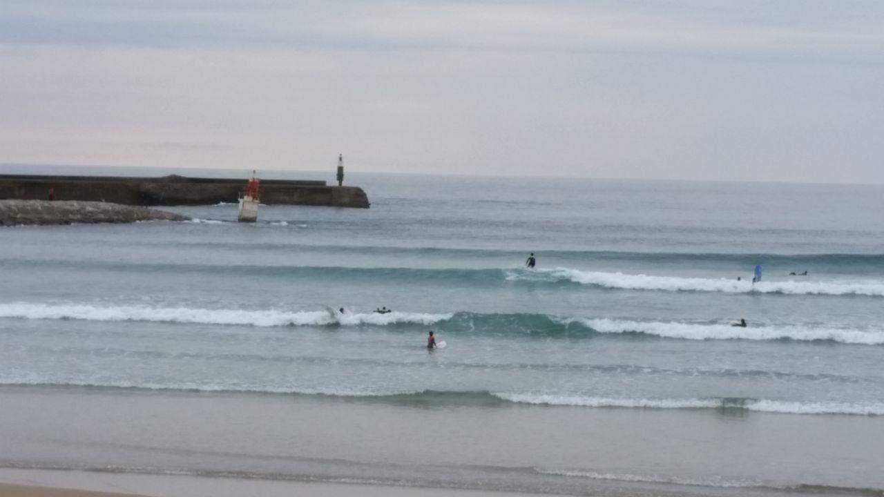 Surf en San Vicente de la Barquera