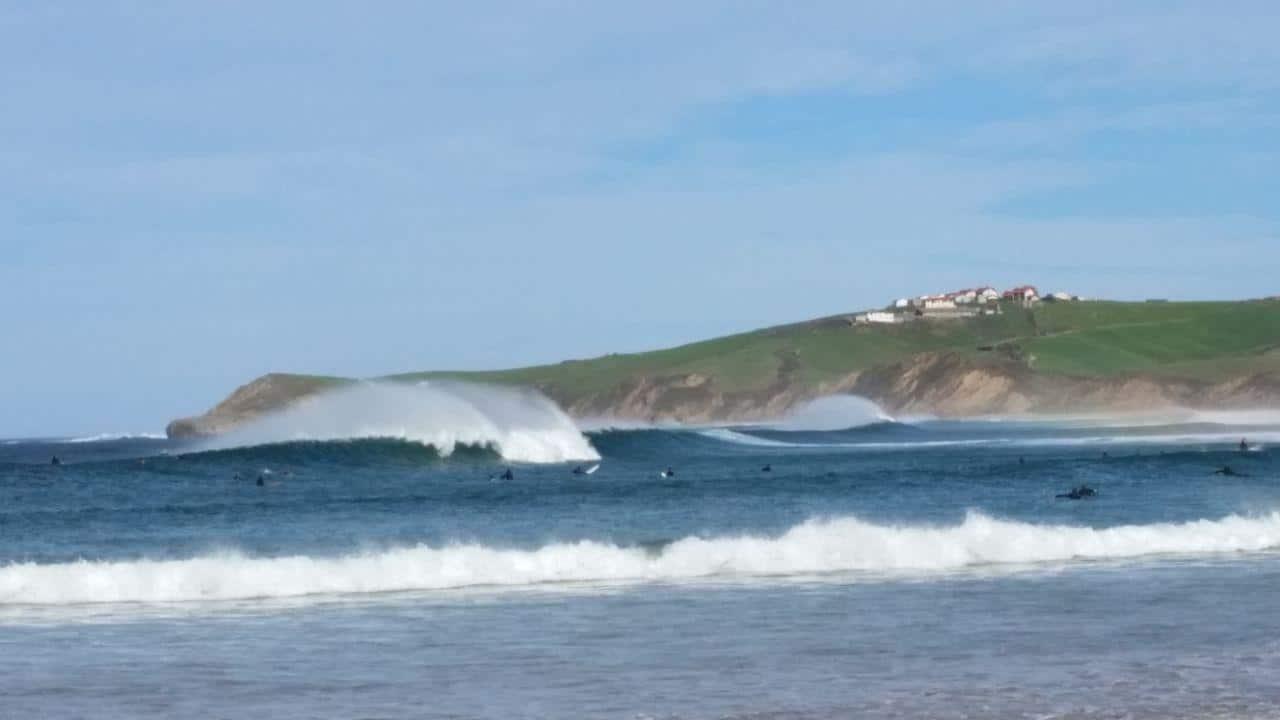 San Vicente cantabria surf