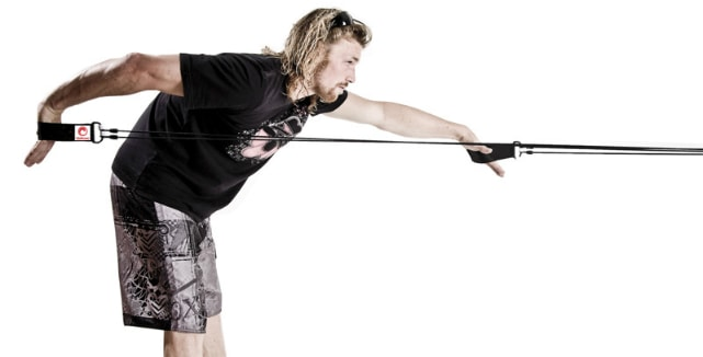 Entrena tu remada con Power Stroke de Northcore