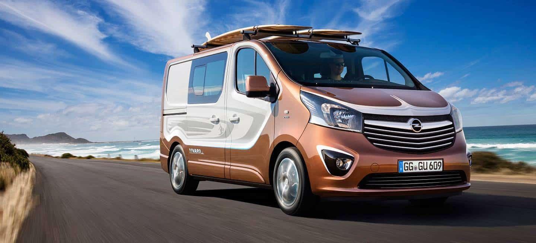 Las 5 mejores furgonetas para surfistas