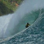 El surfista indonesio se impone en el Padang Padang a los competidoresinternacionales