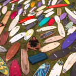 Buying a secondhand surfboard