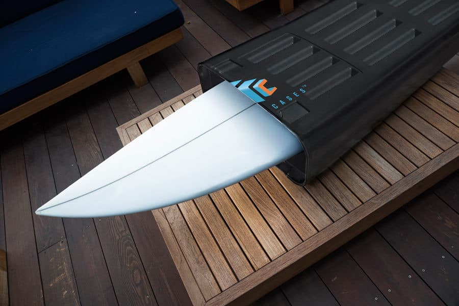 Crypt Cases la nueva maleta de viaje para tus tablas de surf.