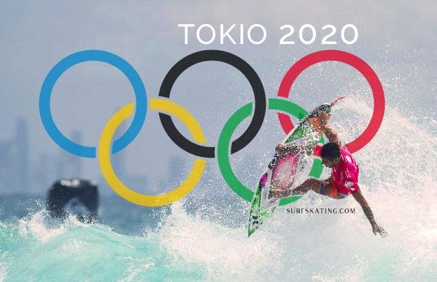 El Surf nuevo deporte olímpico