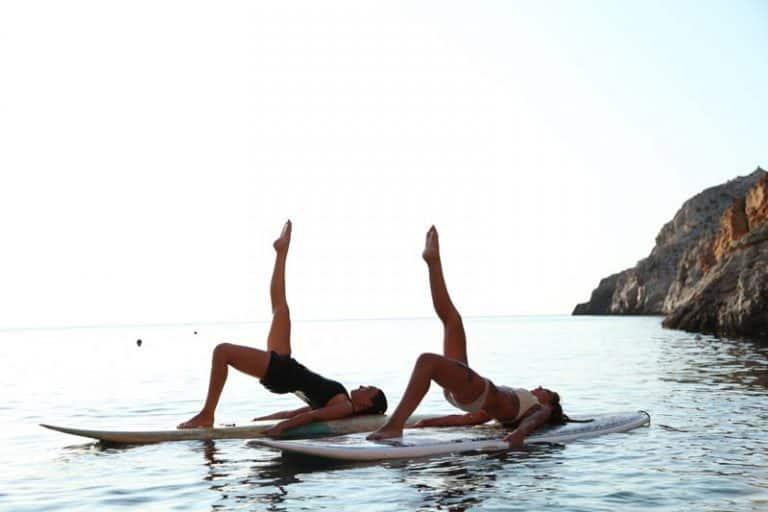 Los beneficios de Pilates para el Surf: la zona CORE