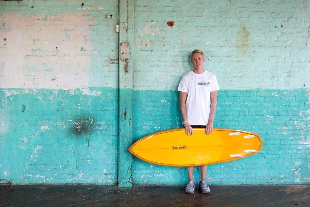 comprobar el peso de la tabla de surf