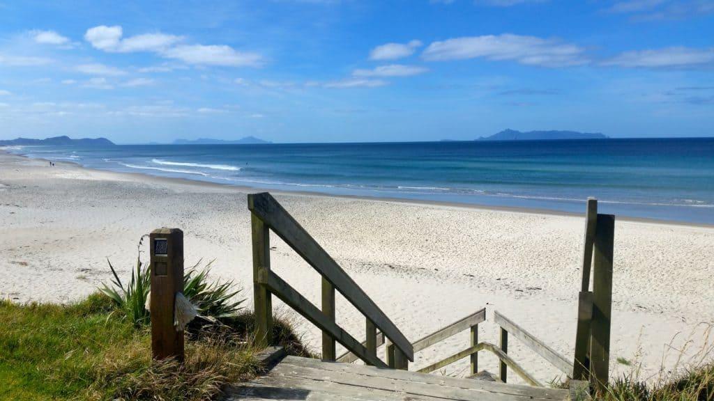 Summer in New Zealand Surftrip