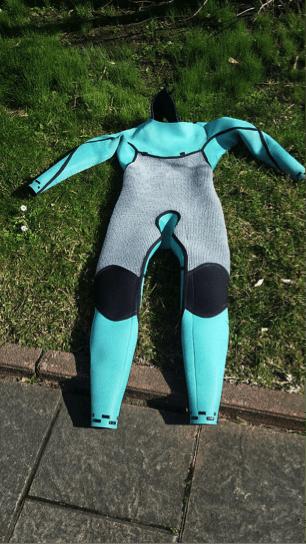 Información y opinión del traje de neopreno Vissla 7 Seas 4/3