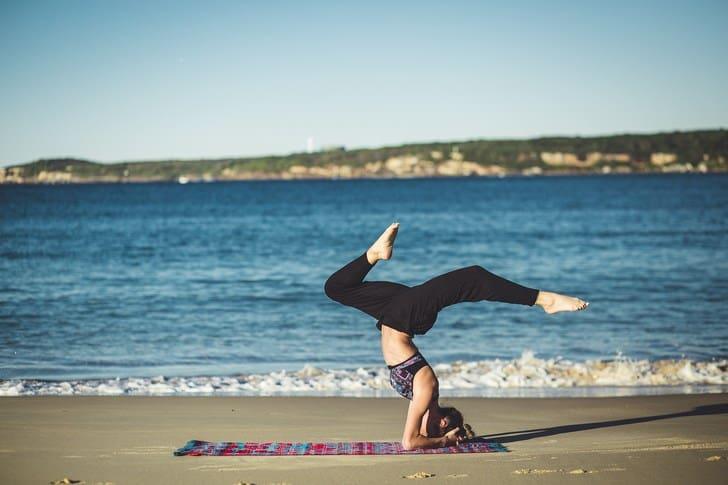 Yoga para el surf