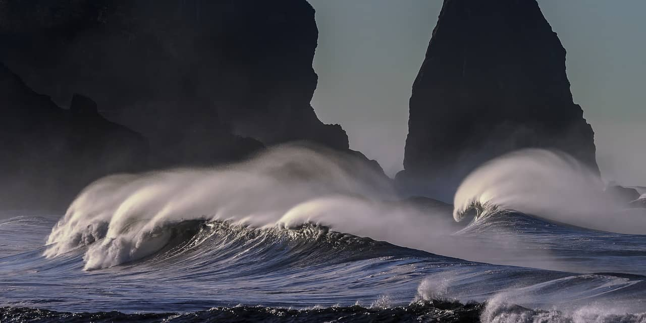 parte de olas