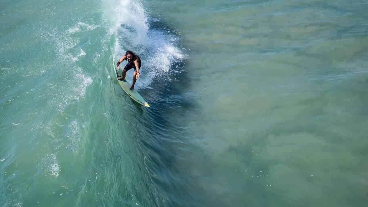 cualidades buen surfer