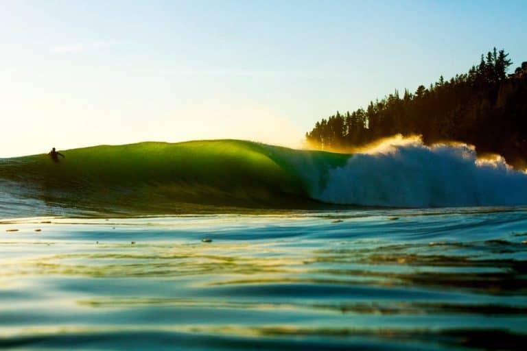 El surf en Nueva Zelanda tras el terremoto