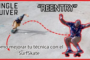 reentry surfskate