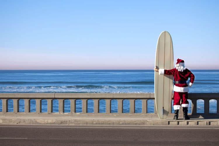 Surf gifts for Christmas