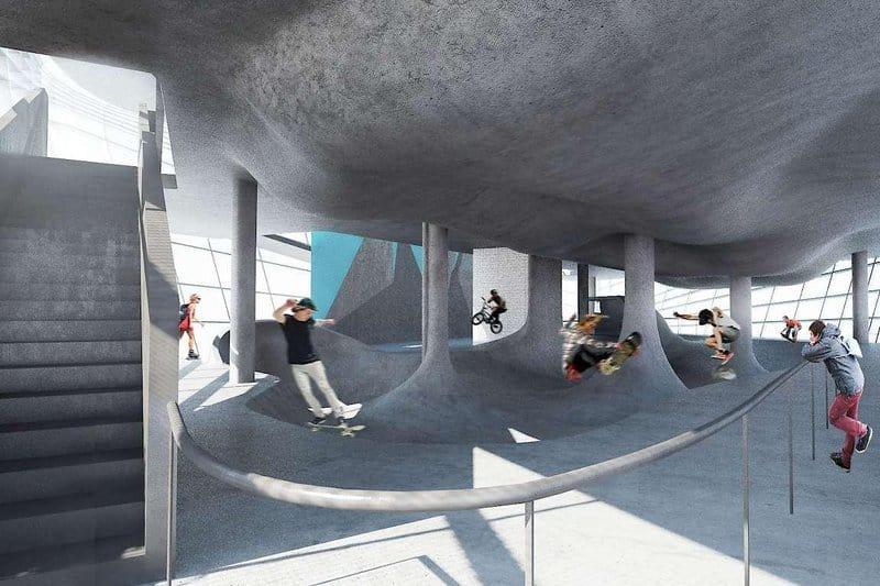 Folkestones skatepark