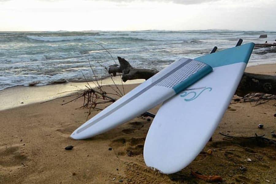 Tablas de surf sin stringer y desmontables