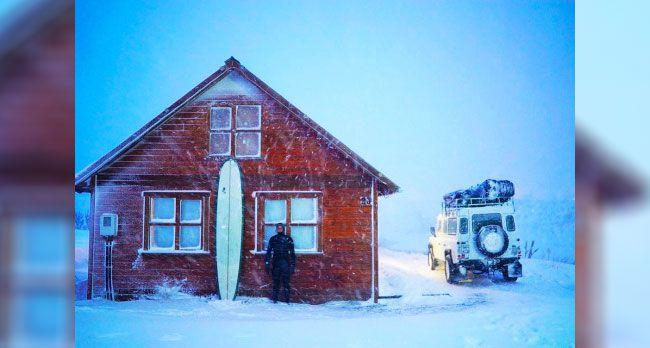 islandia casa surf