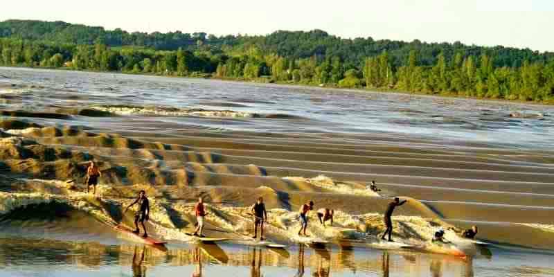 ¿Ha desaparecido la ola conocida como Pororoca?