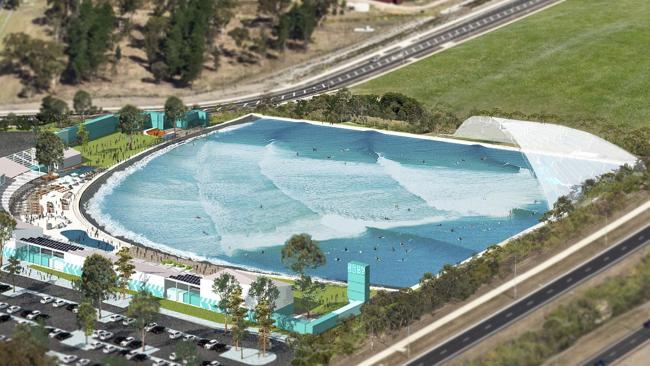 Los olímpicos australianos ya entrenan en piscinas artificiales