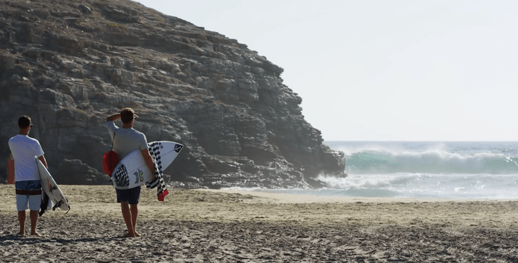 Perdidos en Baja California