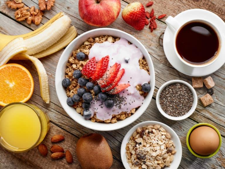 4 Claves para un desayuno saludable