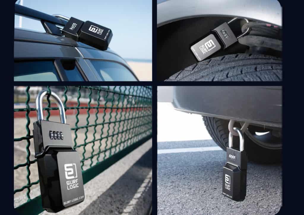Key Security Lock