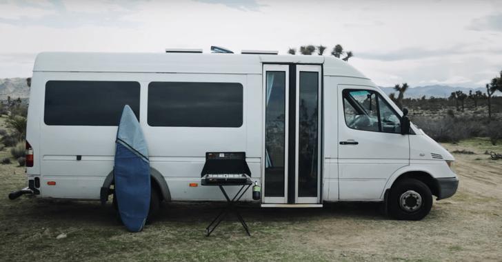 Convierte tu furgoneta en una casa con ruedas